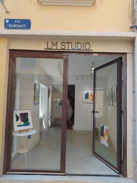 Exposition LM Studio à Hyères - 0