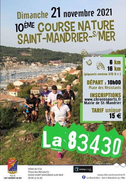 10è Course nature de Saint Mandrier : la 83430 à Saint-Mandrier-sur-Mer - 0