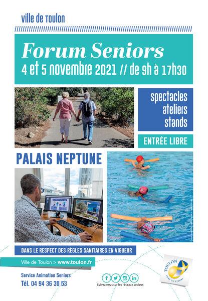 Forum Seniors de la Ville de Toulon à Toulon - 0