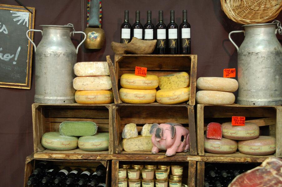 Salon Bien Vivre Journées Italiennes à Hyères - 2