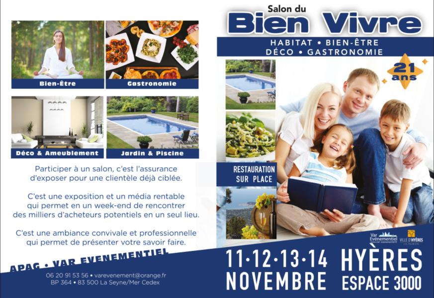 Salon Bien Vivre Journées Italiennes à Hyères - 1