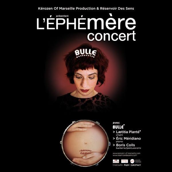 Bulle «L'Effet Mère Concert», chansons d'âmes à Toulon - 0