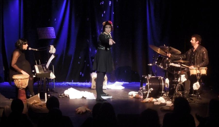 Bulle «L'Effet Mère Concert», chansons d'âmes à Toulon - 2