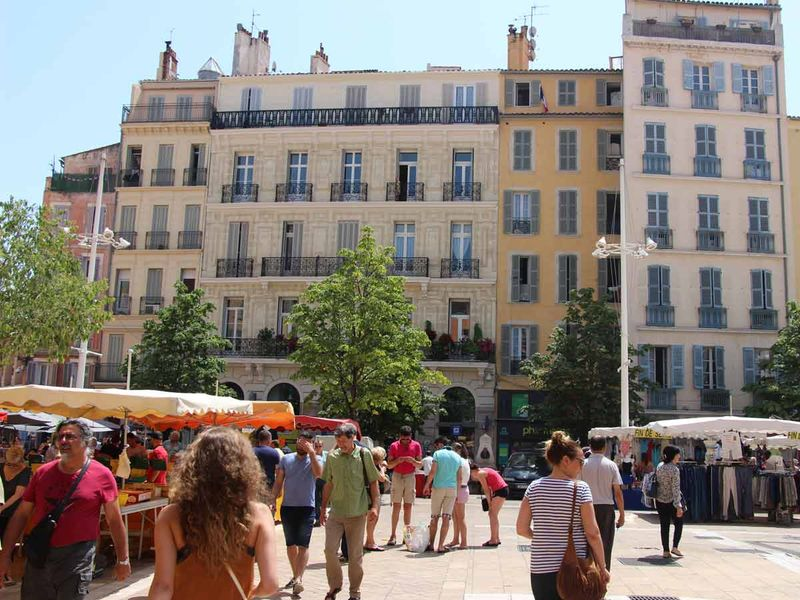 Le circuit des fontaines – Visite guidée à Toulon - 1