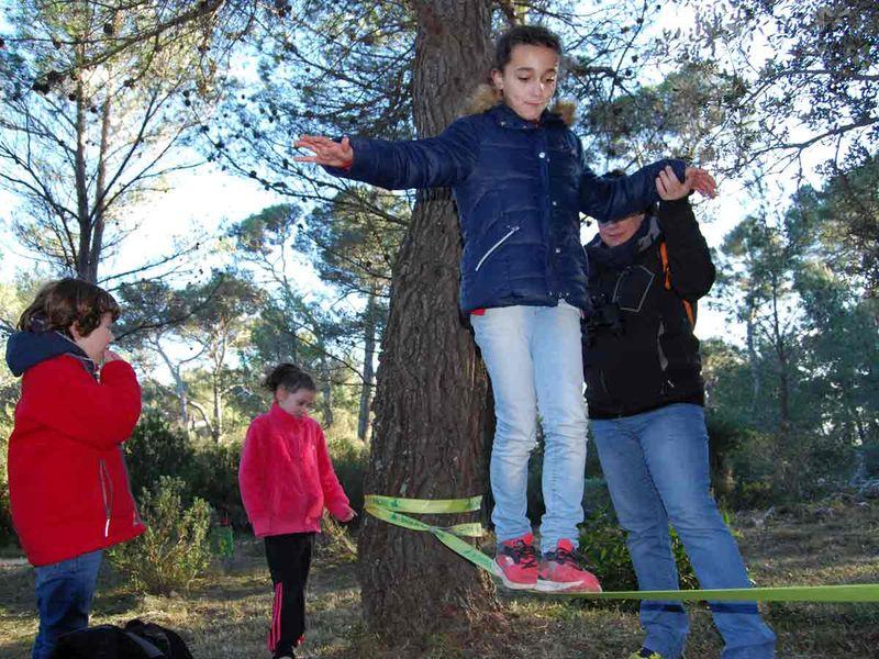 Jeune public – Sortie nature – Les petits aventuriers de la forêt à Toulon - 0