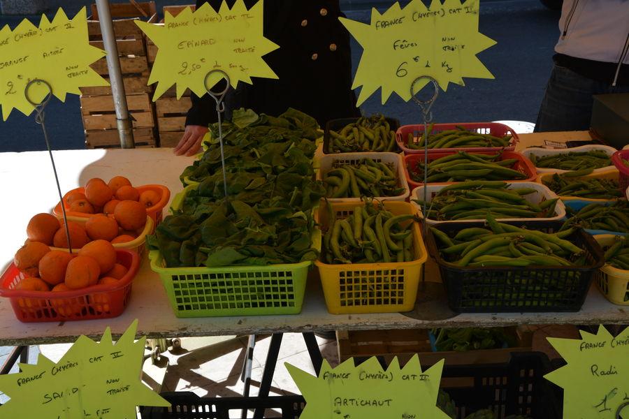 Le marché des Salins à Hyères - 3