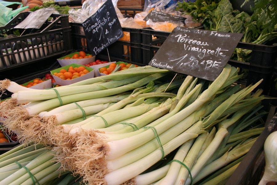 Le marché des Salins à Hyères - 10