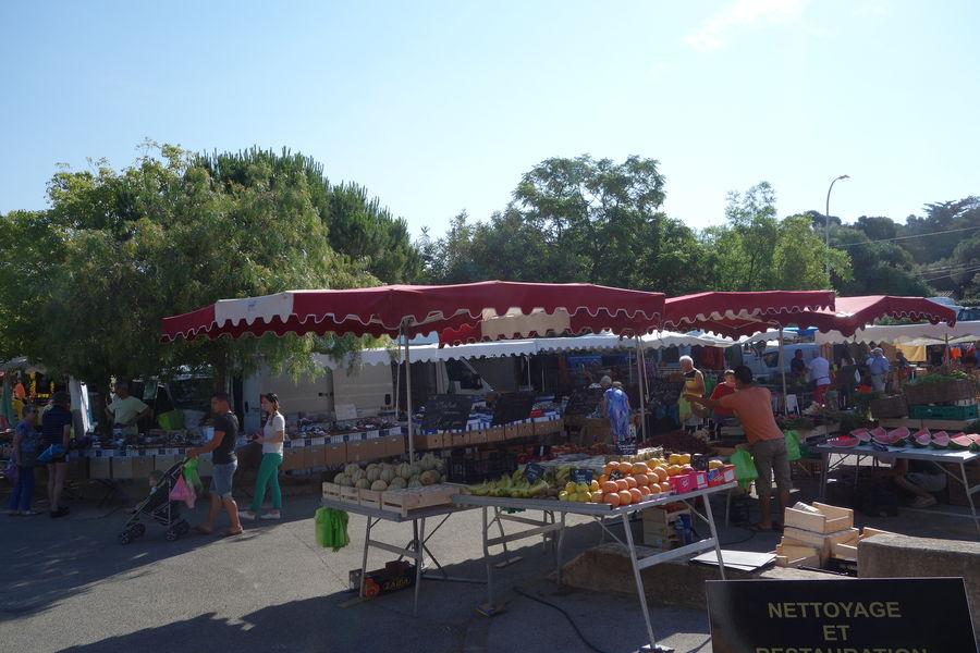 Le marché de Giens à Hyères - 5