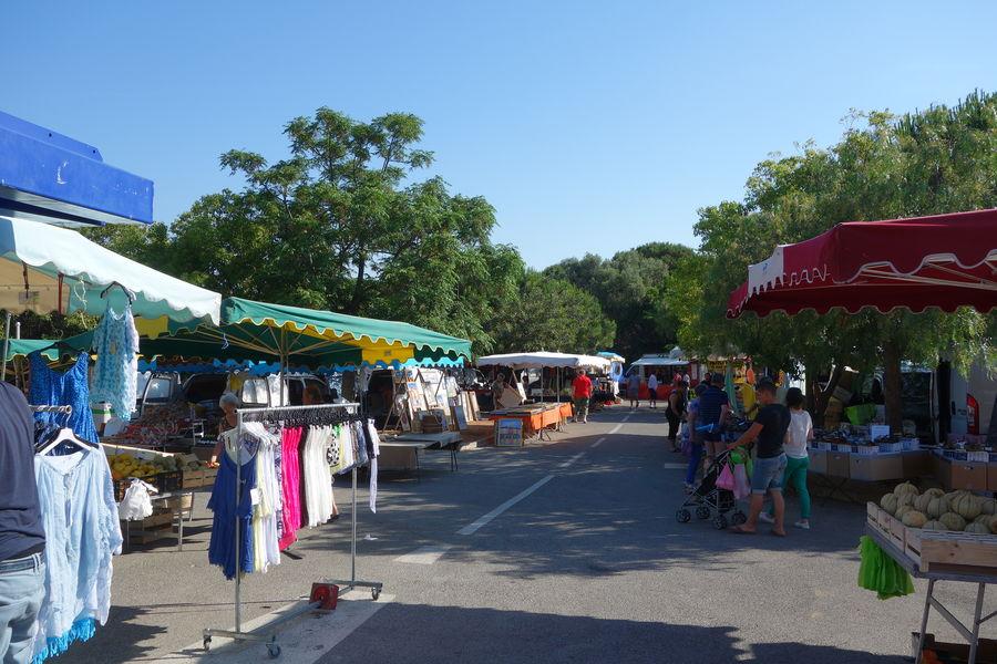 Le marché de Giens à Hyères - 6