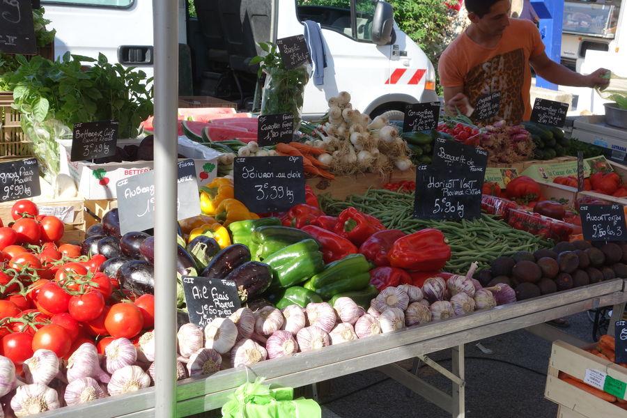 Le marché de Giens à Hyères - 8