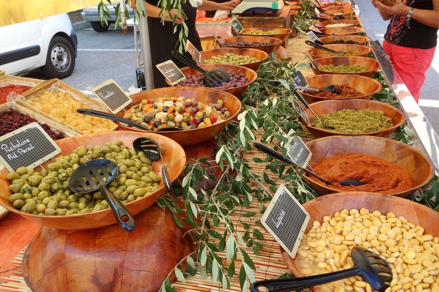 Le marché de Giens à Hyères - 11