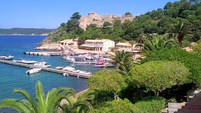 Port de Port-Cros à Hyères - 2