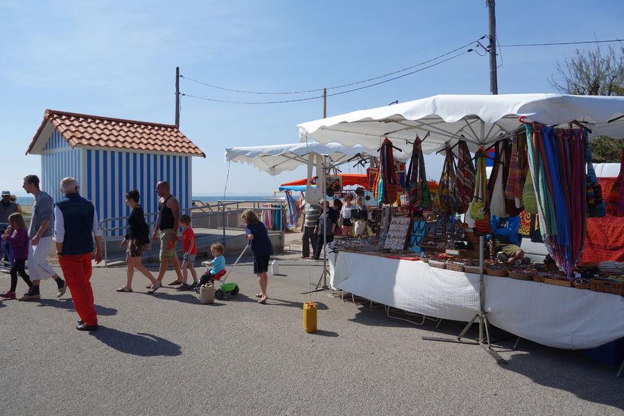 Le marché de l'Ayguade à Hyères - 3