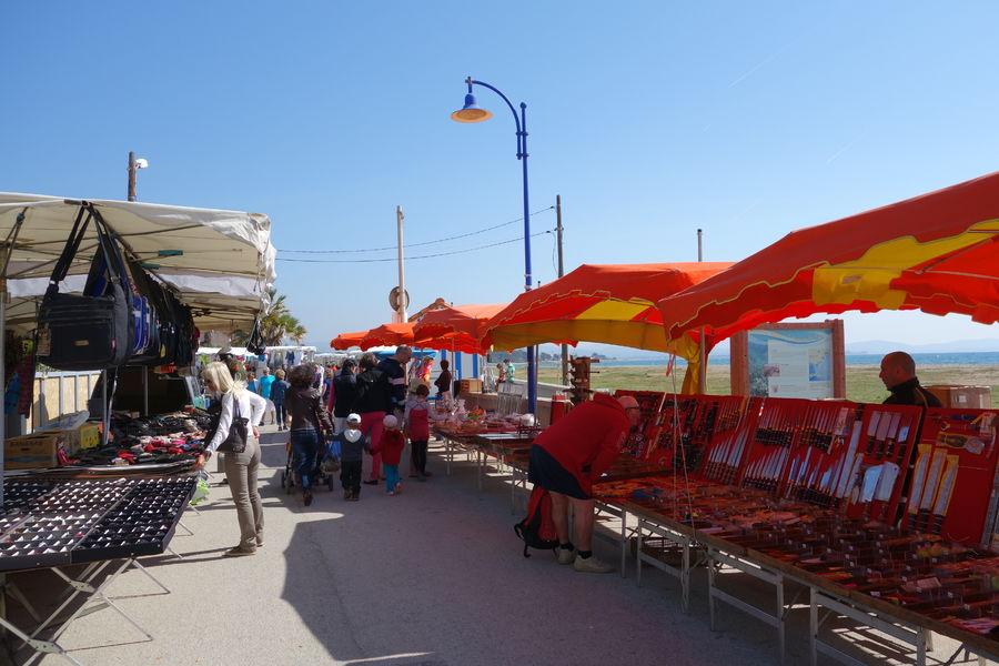 Le marché de l'Ayguade à Hyères - 4