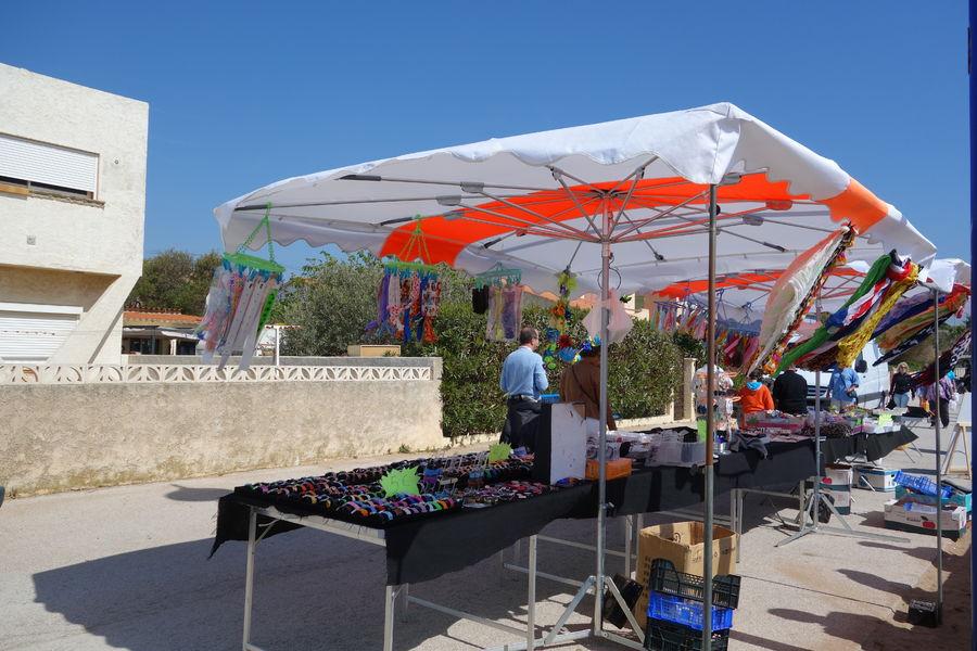 Le marché de l'Ayguade à Hyères - 6