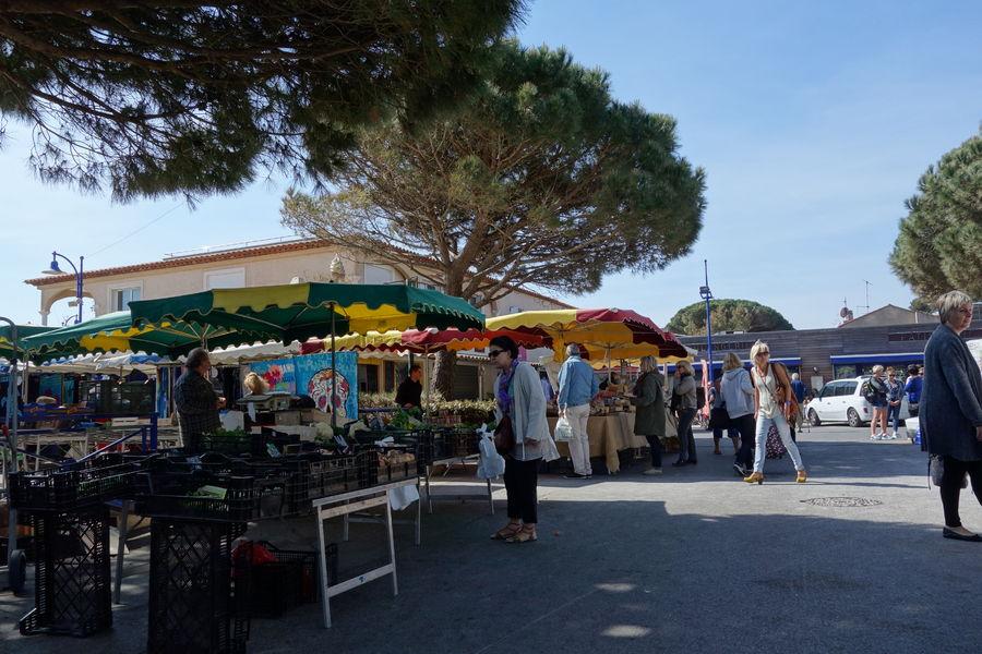 Le marché de l'Ayguade à Hyères - 8