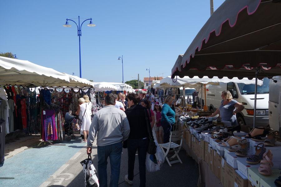 Le marché de l'Ayguade à Hyères - 14
