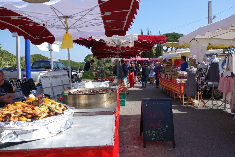Le marché de l'Ayguade à Hyères - 16