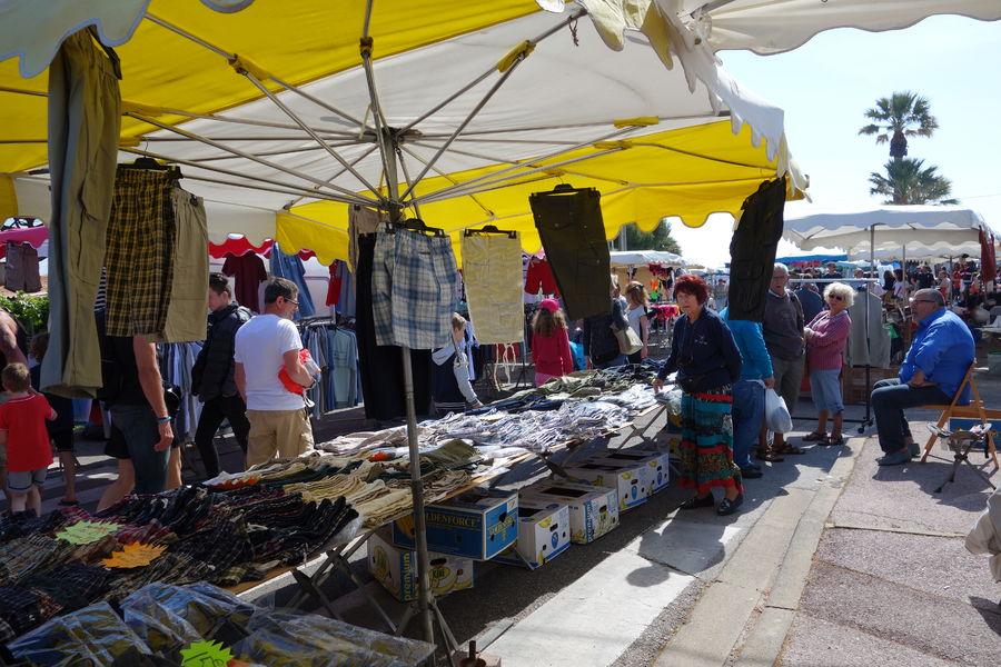 Le marché de l'Ayguade à Hyères - 18