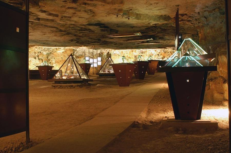 Visite commentée du musée de la mine de Cap Garonne – à Le Pradet - 2
