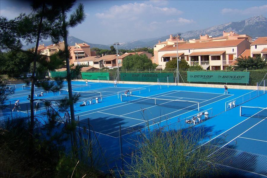 Stage Tennis  2019 à Le Pradet - 1