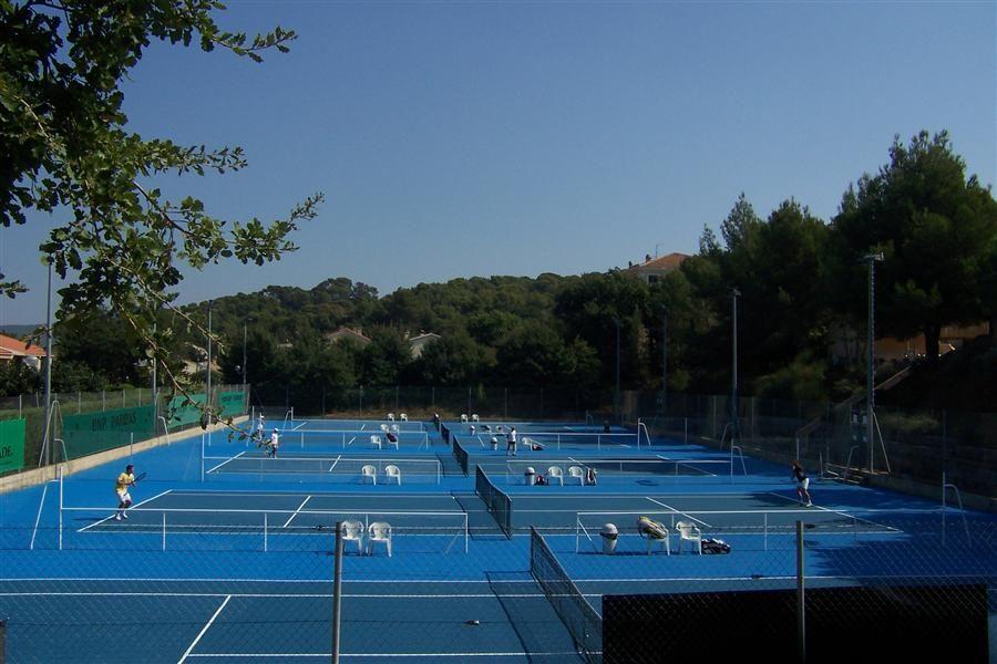 Tournoi Tennis à Le Pradet - 2