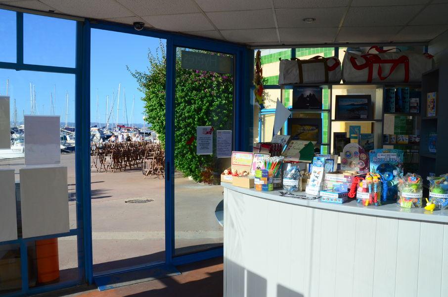 Bureau d'Informations de Porquerolles à Hyères - 4