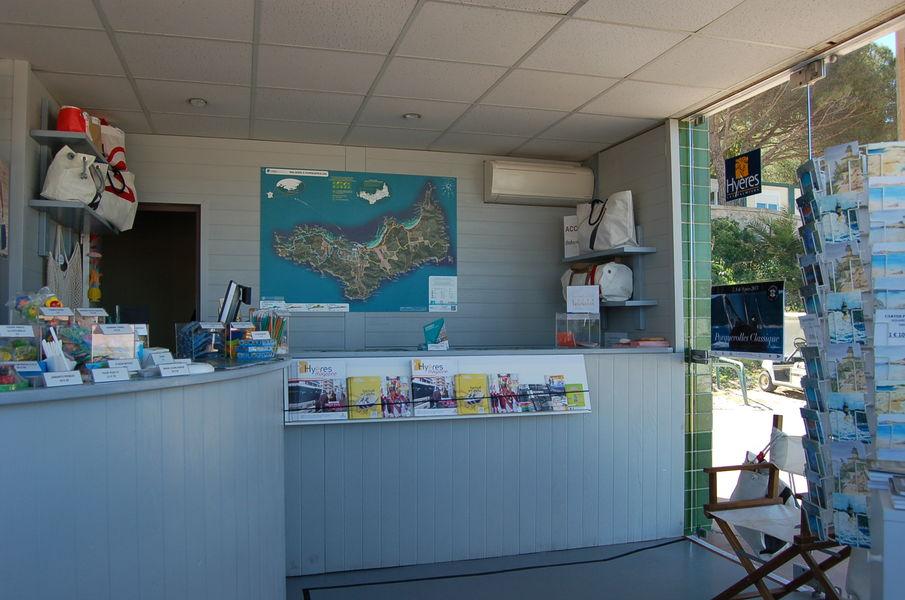 Bureau d'Informations de Porquerolles à Hyères - 5