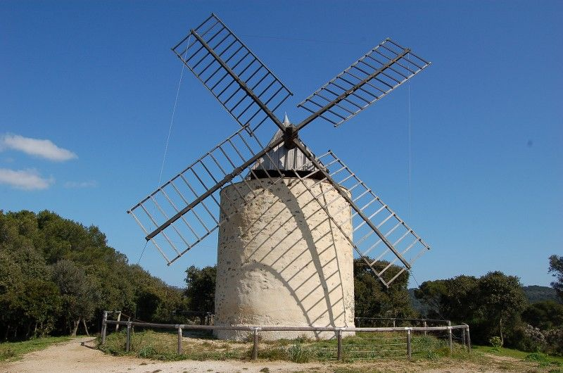Journées européennes des moulins à Hyères - 1