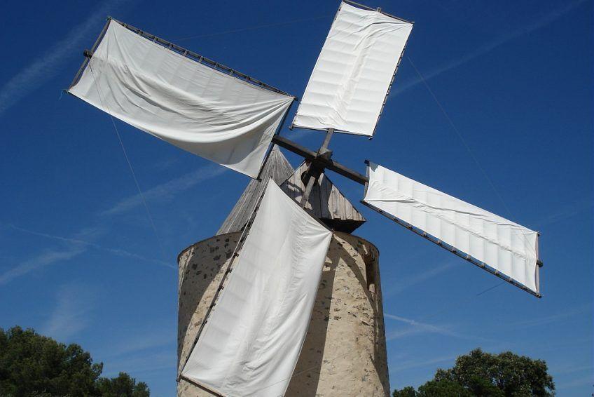 Journées européennes des moulins à Hyères - 0