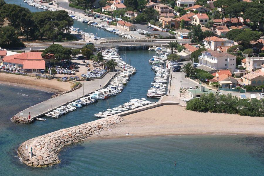 Port de l'Ayguade à Hyères - 1