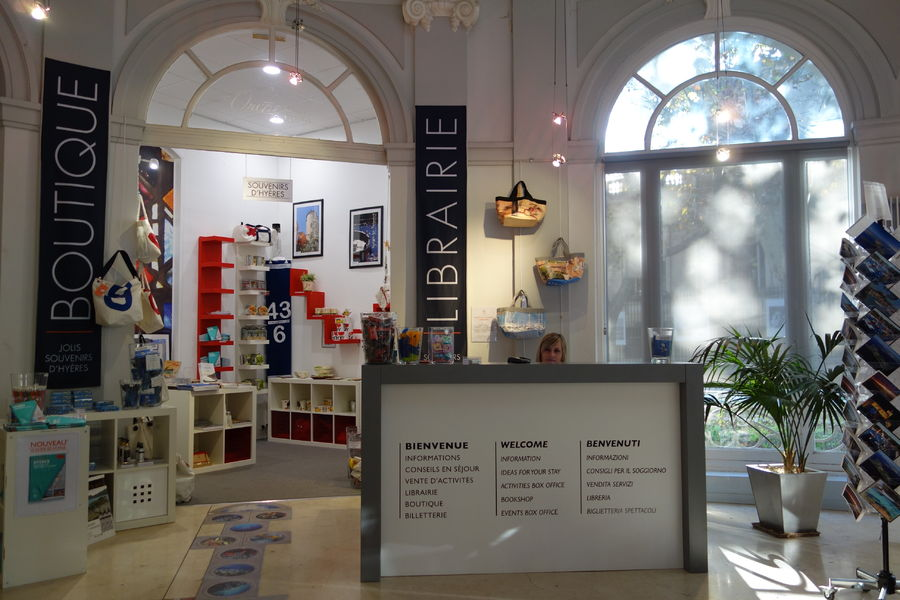 Office de Tourisme d'Hyères à Hyères - 2