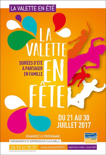 Les festivités d'été Spectacle de trapèze à La Valette-du-Var - 0