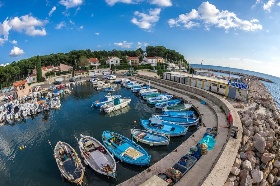 Port de Saint Elme