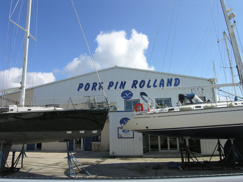 Port Pin Rolland à Saint-Mandrier-sur-Mer - 1
