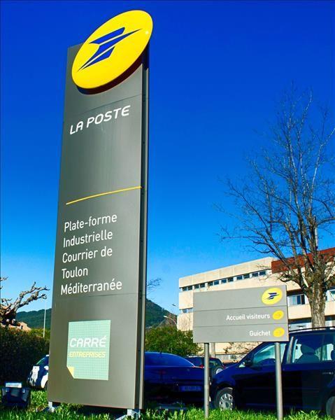 Visite guidée de la plateforme industrielle courrier de Toulon La Valette à La Valette-du-Var - 2