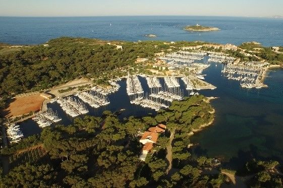 Port Saint Pierre des Embiez à Six-Fours-les-Plages - 2