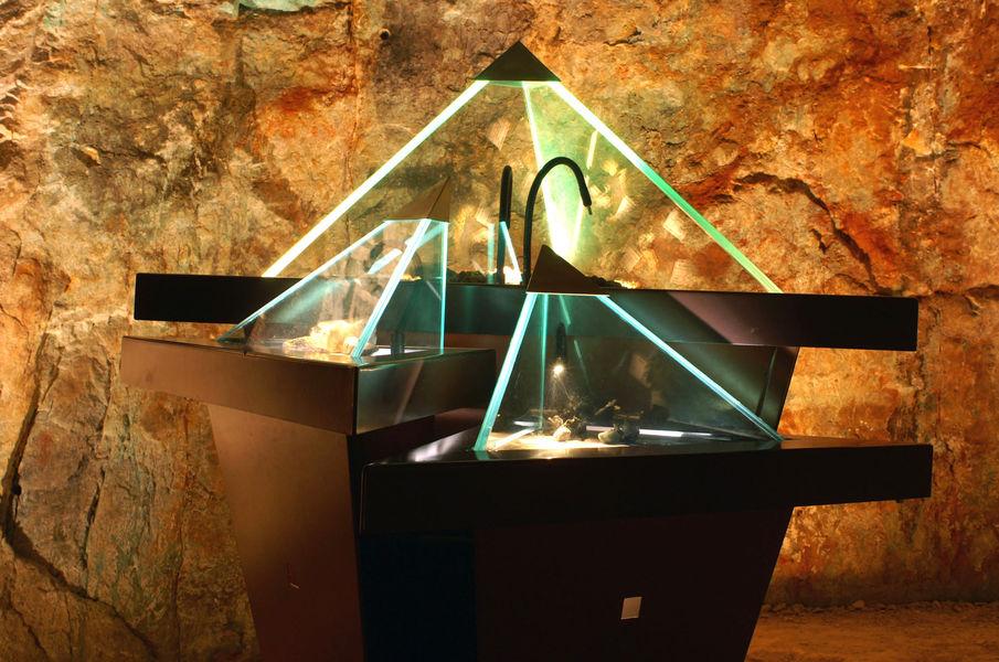 Visite commentée du musée de la mine de Cap Garonne – à Le Pradet - 1