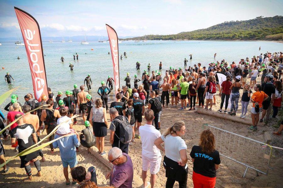 Triathlon original de Porquerolles à Hyères - 4