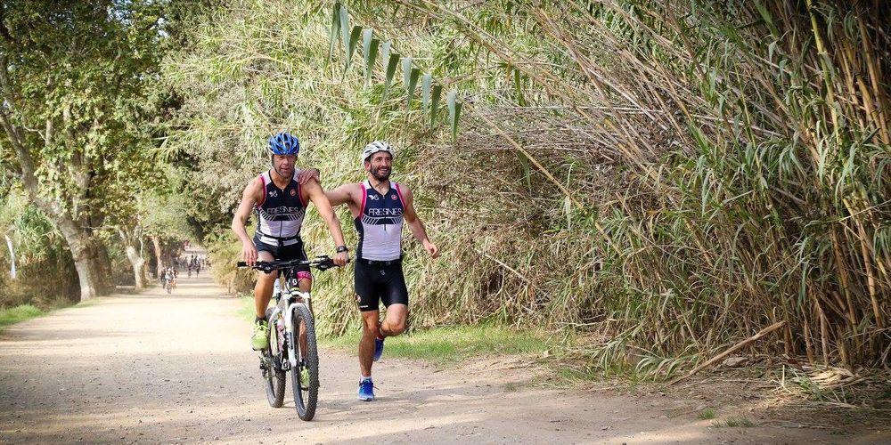 Triathlon original de Porquerolles à Hyères - 6