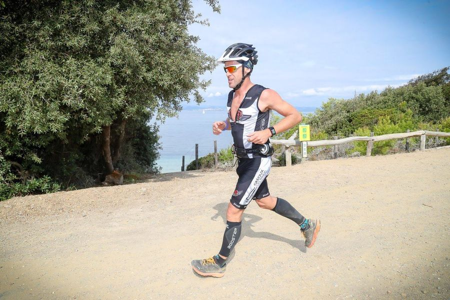 Triathlon original de Porquerolles à Hyères - 7