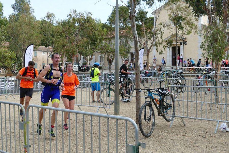Triathlon original de Porquerolles à Hyères - 11