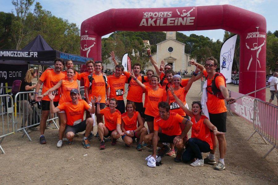 Triathlon original de Porquerolles à Hyères - 2