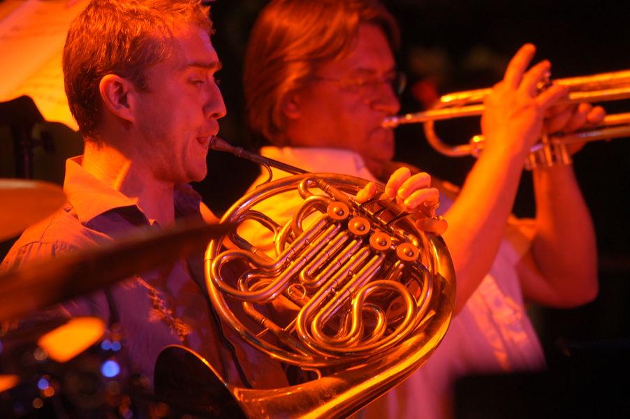 Jazz à Porquerolles à Hyères - 4