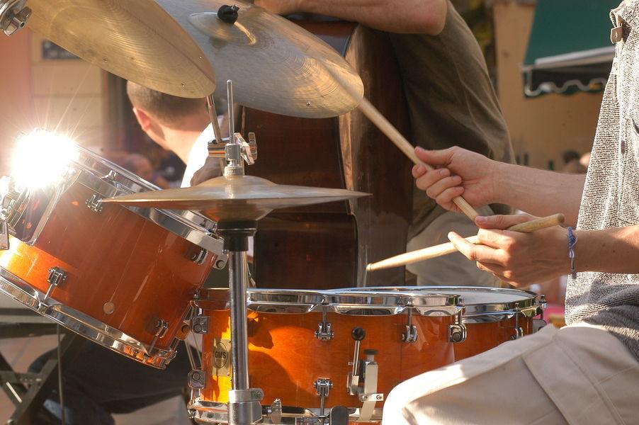 Jazz à Porquerolles à Hyères - 7