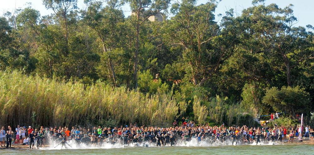 Triathlon original de Porquerolles à Hyères - 3