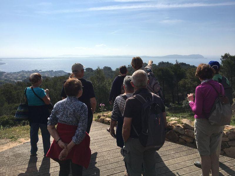 Visite guidée Fort de La Bayarde: Nature et Patrimoine à Carqueiranne - 3
