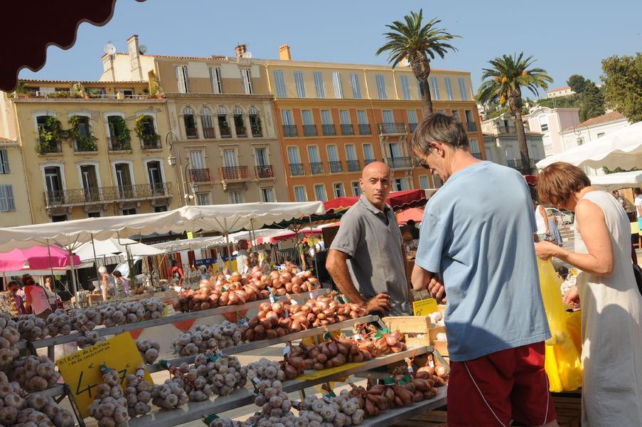 Foire à l'ail et aux saveurs gourmandes à Hyères - 1