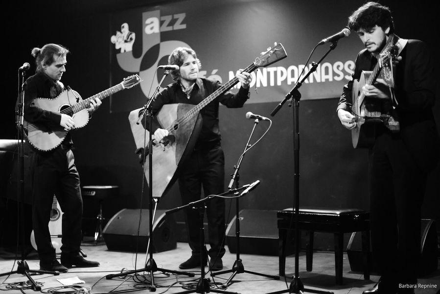 Concert gratuit du groupe Tchayok à Hyères - 0