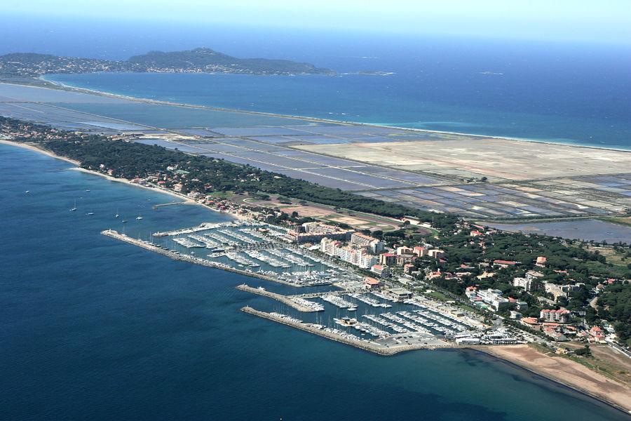 Le Port Saint-Pierre à Hyères - 2